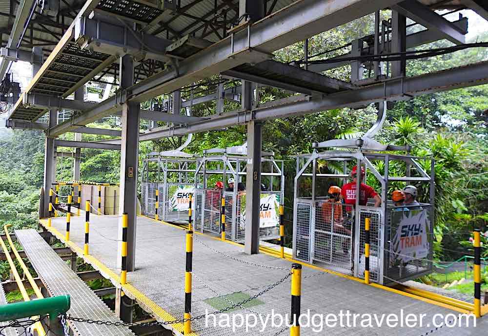 Sky Tram, Arenal-Costa Rica