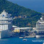 Eastern Caribbean Cruise—Grand Turk, San Juan, St. Thomas, Half Moon Cay