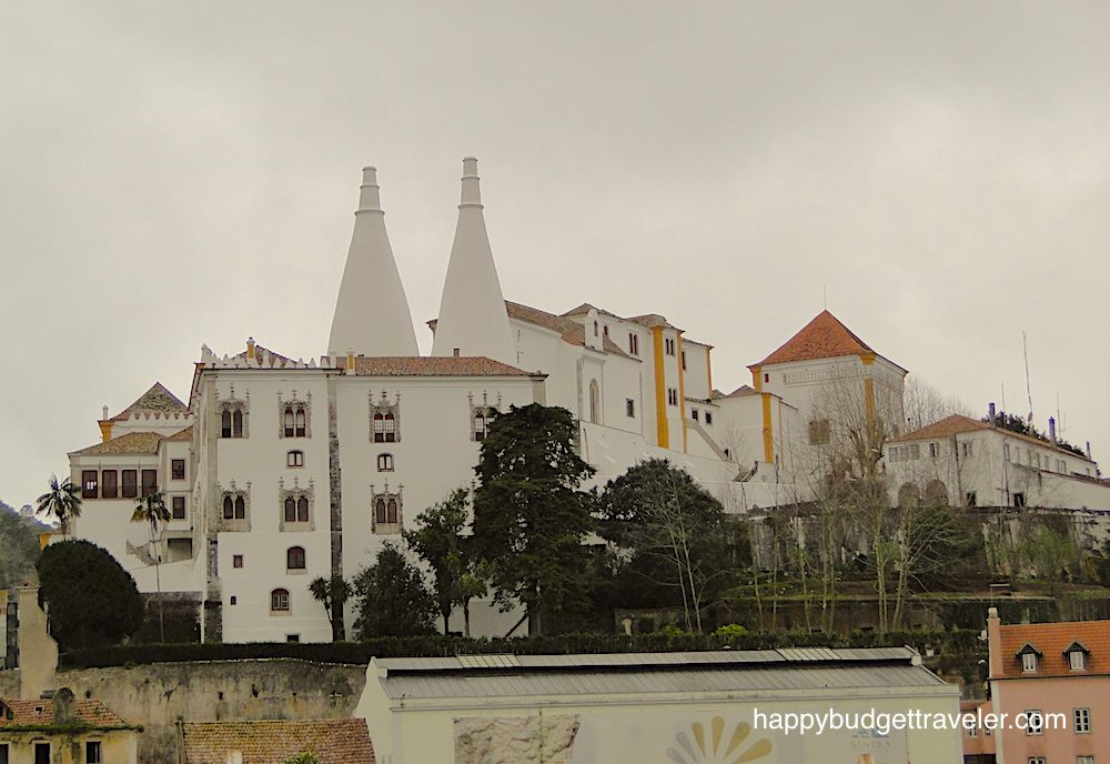National palace, Sintra- Portugal