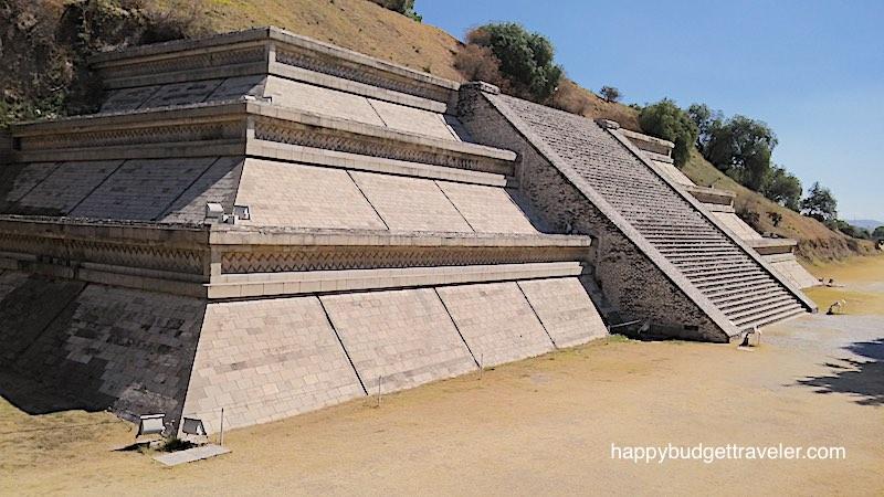 Great pyramid Cholula, Puebla-Mexico