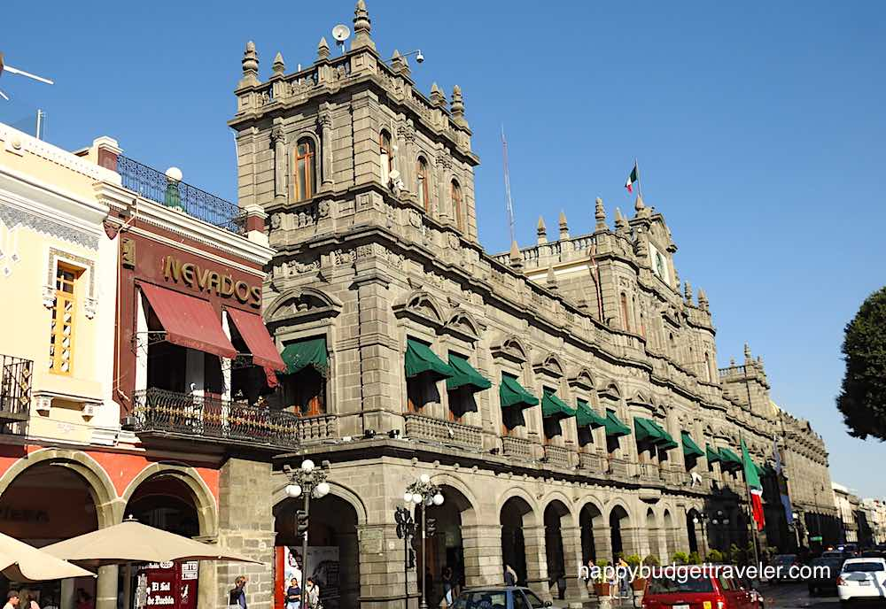 Municipal Palace, Puebla- Mexico