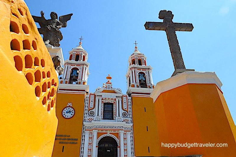 Nuestra señora de los remedios 2 Cholula, Puebla-Mexico