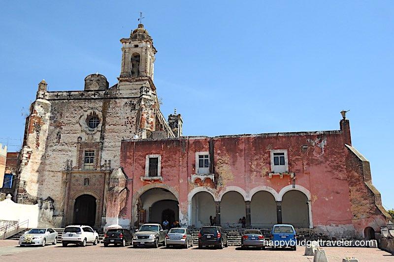 Parroquia Santa Maria de la Asuncion, Atlixco, Puebla-Mexico