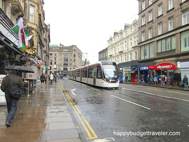 Shandwick Place, Edinburgh-Scotland.