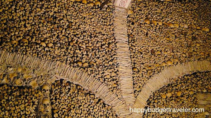Chapel of Bones, Évora-Portugal.