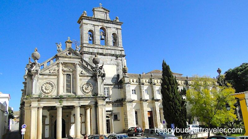Igreja da Graça, Évora-Portugal.