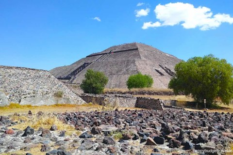 Picture of Pyramid of the Sun, Teotihuacan, Mexico City